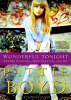 Pattie Boyd: Wonderful Tonight: George Harrison, Eric Clapton, And Me