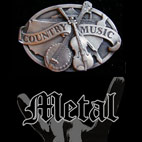 Country Vs Metal