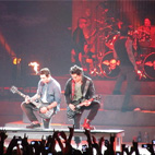 avenged sevenfold: USA (Mt. Pleasant), July 17, 2011