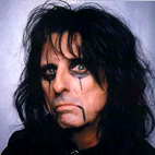 alice cooper: UK (Bournemouth), November 14, 2007