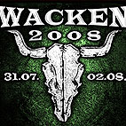 Wacken: Germany (Wacken), July 31, 2008