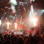 judas priest: UK (Glasgow, Scotland), July 19, 2011