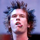 sum 41: UK (Manchester), July 6, 2005