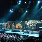 iron maiden: UK (London), August 6, 2011