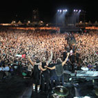 metallica: India (Bangalore), October 30, 2011