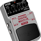 Behringer: FX100 Digital Multi-FX