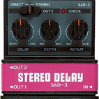 Arion: SAD-3 Stereo Delay