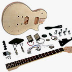 Saga: LC-10 Electric Guitar Kit