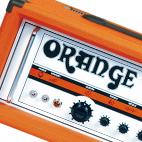 Orange: Retro 50 Custom Shop