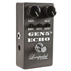 Love Pedal: Gen5 Echo