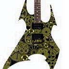 B.C. Rich: Beast Brass City