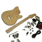TNT Custom Guitars: Build Your Own Guitar Kit MM