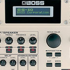 Boss: GS-10 Guitar Effects System