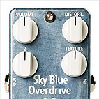 Mad Professor: Sky Blue Overdrive