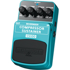 Behringer: CS100 Compressor Sustainer