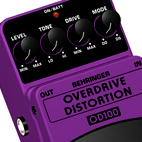 Behringer: OD100 Overdrive Distortion