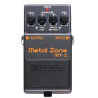 Boss: MT-2 Metal Zone