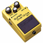 Boss: SD-1 Super Overdrive