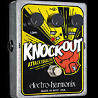 Electro-Harmonix: Knockout Attack Equalizer