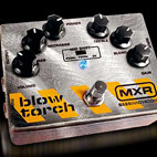 Dunlop: M181 MXR Bass Blowtorch