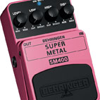Behringer: SM400 Super Metal