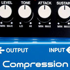 Boss: CS-3 Compression Sustainer