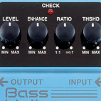 Boss: LMB-3 Bass Limiter Enhancer