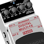 Behringer: FX600 Digital Multi-FX