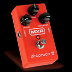 Dunlop: MXR M-115 Distortion III