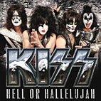 Kiss: 'Hell Or Hallelujah' Lyric Video