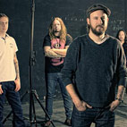 In Flames Won't Start Thinking About New Studio Album Until Next Year