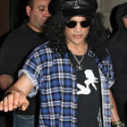 Slash Cancels Show Due To Illness