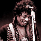 New Jimi Hendrix: 'Hear My Train A-Comin'