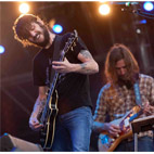 Band Of Horses Start Work On New Album