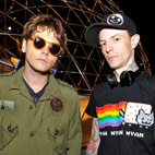 MCR's Gerard Way Teams Up With Deadmau5