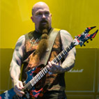 Kerry King Can't Stop Writing Riffs