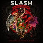 Slash: 'Apocalyptic Love' Certified Gold In Australia
