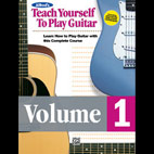 New Interactive Multimedia eBook Series: Alfred's Teach Yourself to Play Guitar