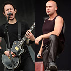 Trivium Explain David Draiman's Caps Lock Style: 'It Sounds Like He's Insane'