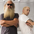 Eminem Previews 'Berzerk' Video Featuring Rick Rubin and Kendrick Lamar