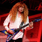 Dave Mustaine: 'The Best Is Yet to Come for Megadeth'