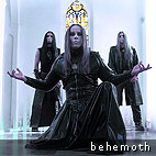 Behemoth Announces Title Of Upcoming Album
