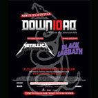 Ad For Black Sabbath & Metallica At Download: Video