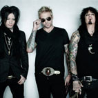 Sixx: AM Begin Work On Third Album