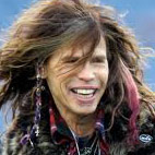 Steven Tyler Sings With 10-Year-Old Cancer Patient