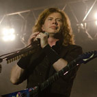 Mustaine On Obama: 'I'm Disgusted With This Guy'