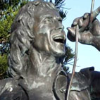 Bon Scott Statue Erection Planned For Late AC/DC Singer's Scottish Birthplace