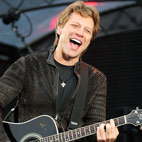 Jon Bon Jovi Hurries Back To Hurricane-Hit Family And Scenes Of 'Armageddon'
