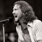 Pearl Jam Update From Eddie Vedder
