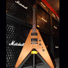 Fan Pays 11K For Dave Mustaine Guitar